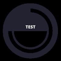 Testværktøjer ikon